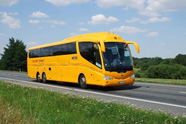 Lijndienst van Brussel naar Praag