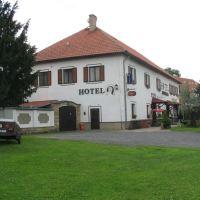 Hotel Kovarna, Děčín, Boheems-Zwitserland