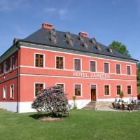 Hotel Zámecek, Jetřichovice, Boheems-Zwitserland