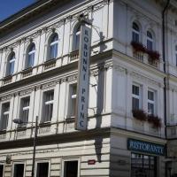 Hotel Korunní Princ, Turnov, Boheems Paradijs