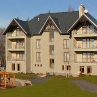 Hotel The Forest Garden, Mezná, Boheems-Zwitserland