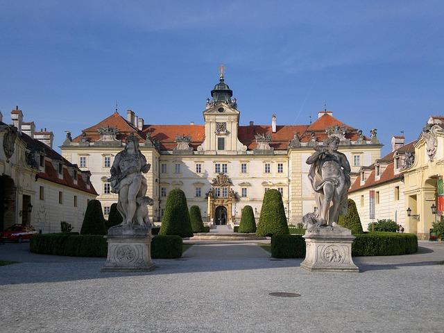 UNESCO werelderfgoed Valtice