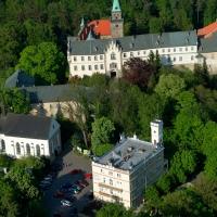 Hotel Štekl, Hrubá Skála, Boheems Paradijs