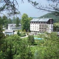 Hotel Bellevue, Jetřichovice, Boheems-Zwitserland