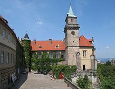 kasteelhotel Hruba Skala in het Boheems Paradijs