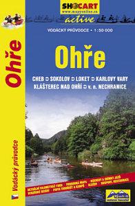 Kanotour op de rivier de Ohre