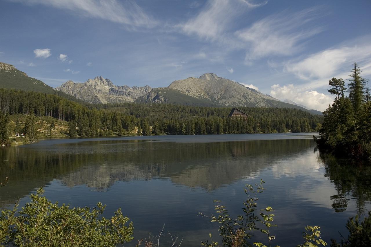 Het grootste meer van de Hoge Tatra