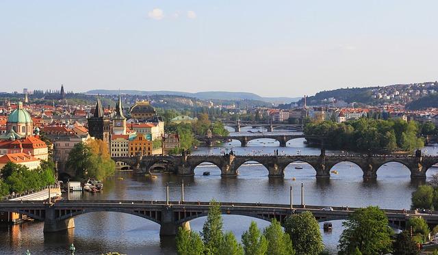 Gouden Mijl in Praag