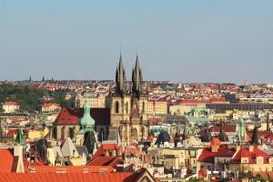 Gouden Stad Praag