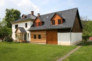 Ons vakantiehuis in Malá Skála