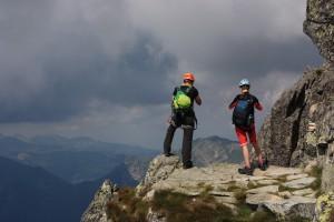 Wandelen in de Tsjechische bergen