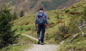 Wandelen door de groene heuvels van Tsjechië