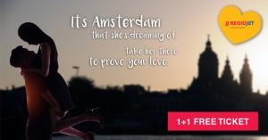 Valentijnsactie Regiojet