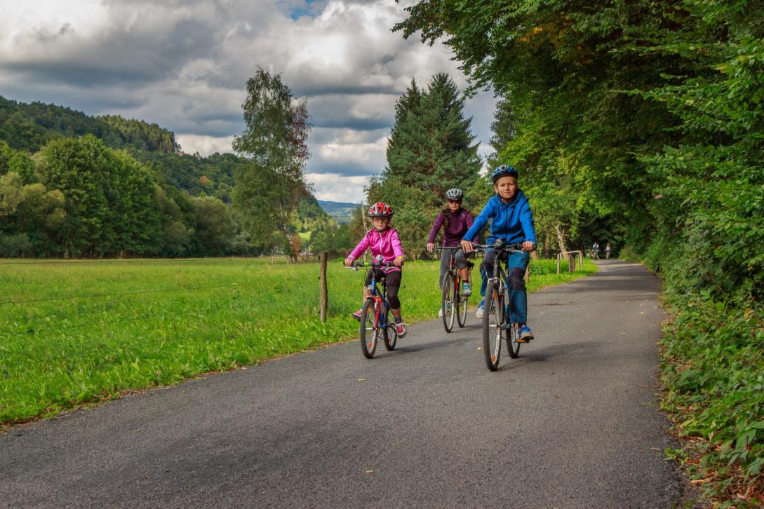 Greenway Jizera fietsroute