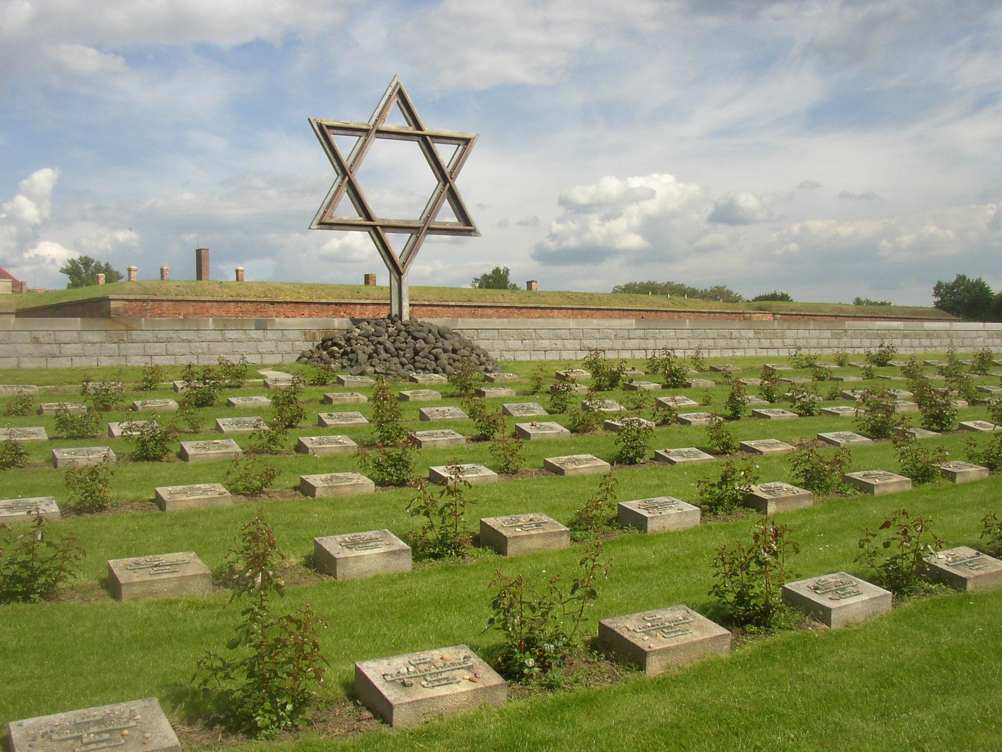 excursie naar voormalige Nazi gevangenis Theresienstadt