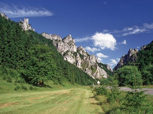 Vratna valley