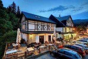Hotel Lomnice - Špindlerův Mlýn - Reuzengebergte