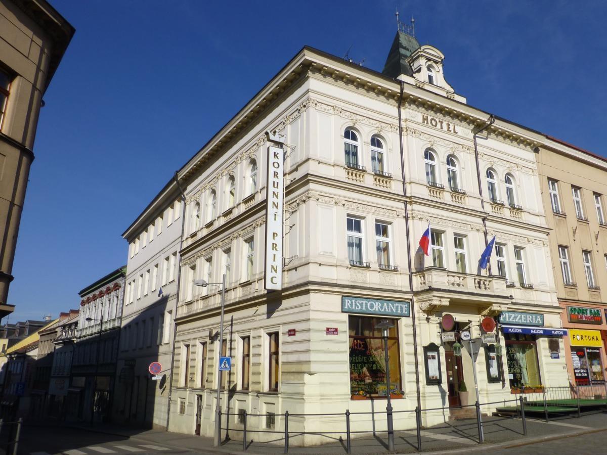 Hotel Korunní Princ Turnov