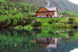 Tatranský národný park Hoge Tatra