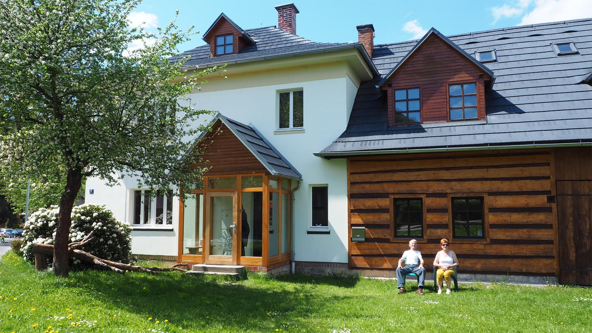 Vakantiehuis Malá Skála