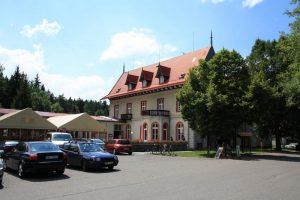 Hřensko Boheems-Zwitserland