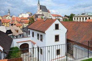Český Krumlov Zuid-Bohemen