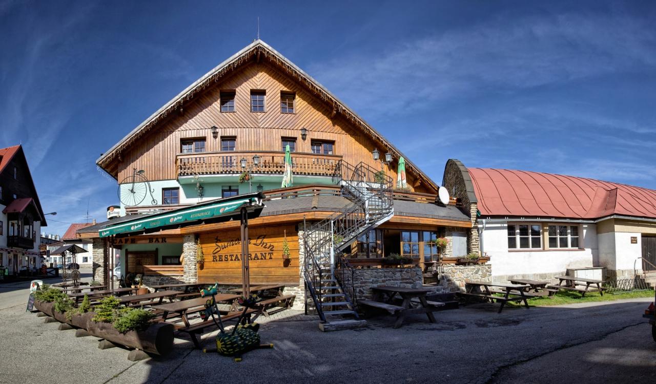 Hotel Šumava Inn