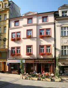 Karlovy Vary West-Bohemen