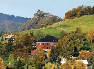 Jetřichovice Boheems-Zwitserland