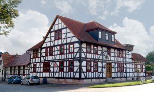 Landhotel Zur Krone in Merkers-Kieselbach