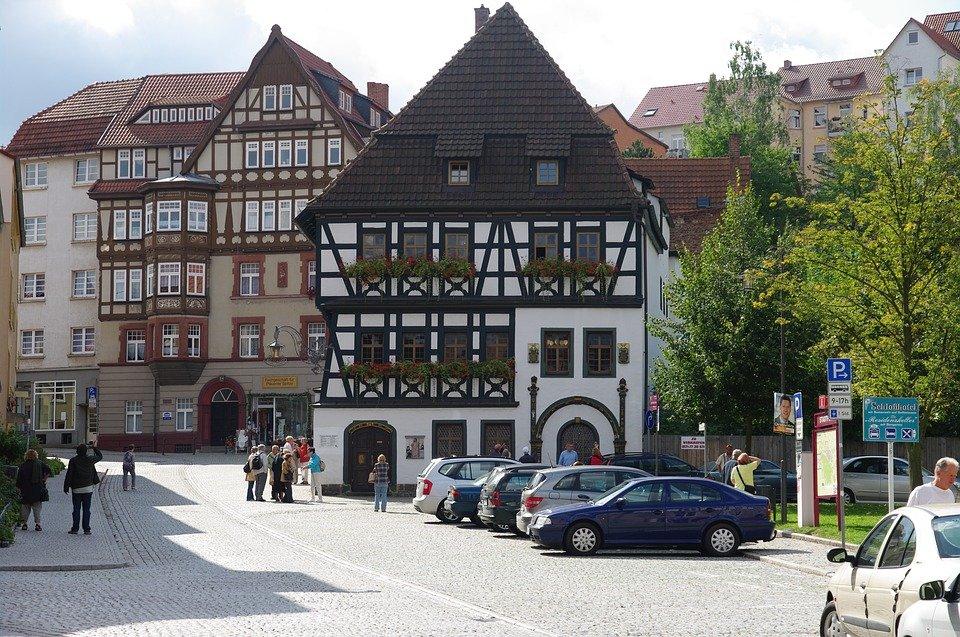 Hotel Am Markt Eisenach