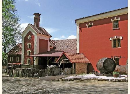 bierbrouwerij pivovar Dětenice