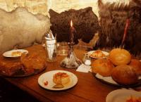 Middeleeuws diner tijdens programma 19:00 - 22:00