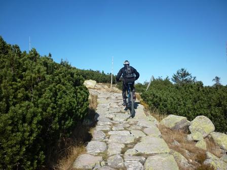 Avontuurlijke mountainbike tour Jakuszyce