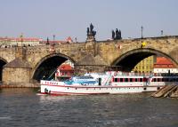 boottocht op Vltava