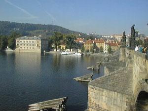 stadswandeling Praag met privé gids